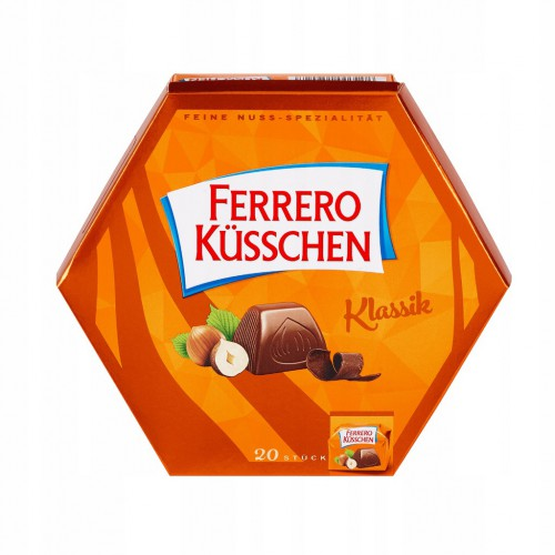 FERRERO Kusschen Klassik praliny 20 szt. 178g