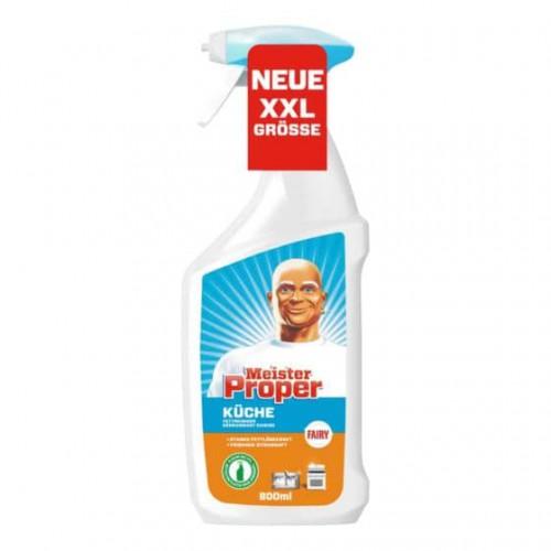 MEISTER PROPER Spray do czyszczenia kuchni 800 ml XXL