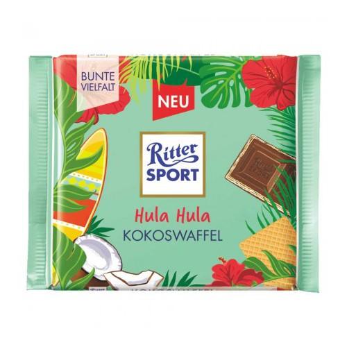 Czekolada RITTER SPORT -Hula Hula 100g