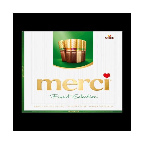 MERCI Finest Selection Mandel KnusperVielfalt 250g