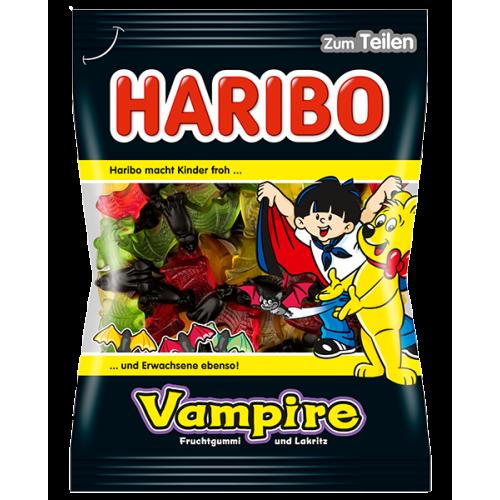Żelki HARIBO Vampire 200g wampirki
