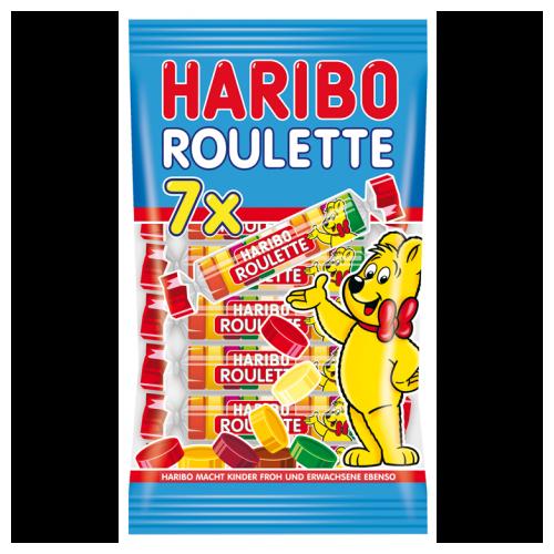 HARIBO Roulette żelki 7x25g - 175g