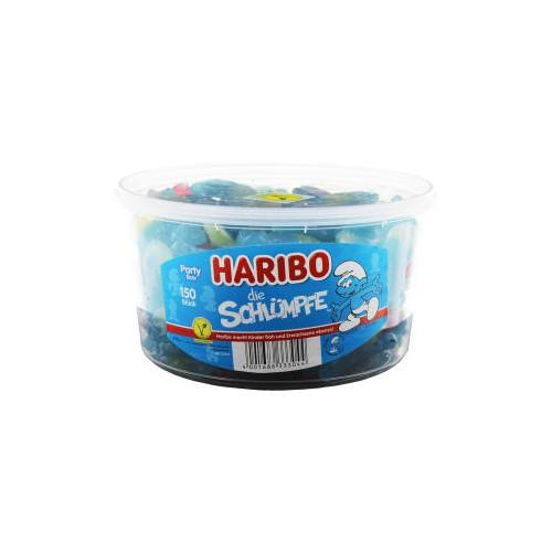 HARIBO SCHMLUPFE Smerfy 150szt 1350g