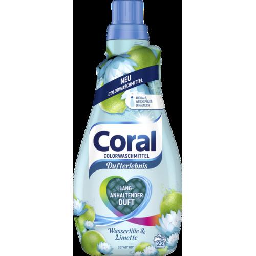 CORAL 1,1L Wasserlilie Color Limited DE