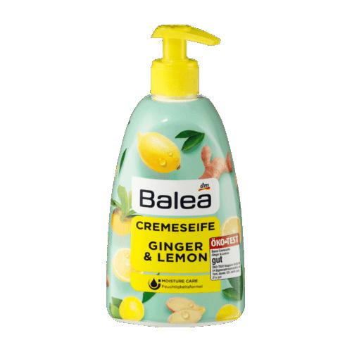 BALEA Mydło w płynie imbir & cytryna 500ml