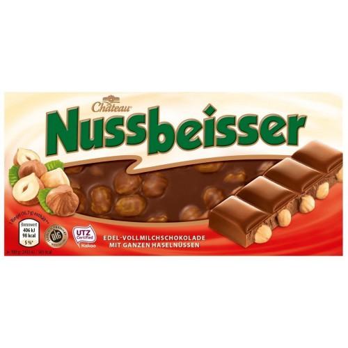 Czekolada NUSSBEISSSER 100 g
