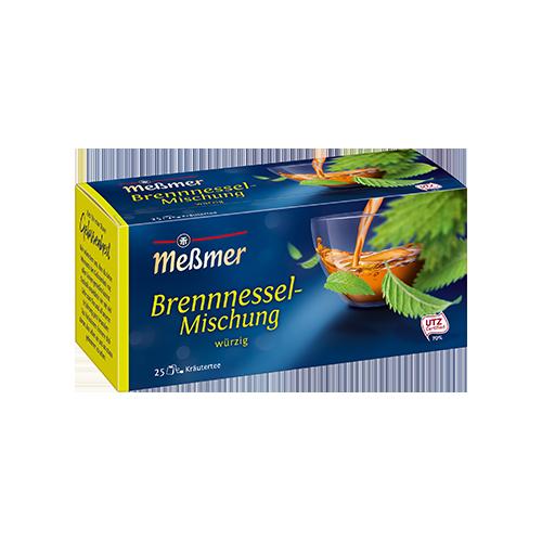 MESSMER Brennnessel-Mischung wurzig herbata