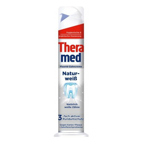 THERAMED Natur-WeiSS 100 ml wybielająca