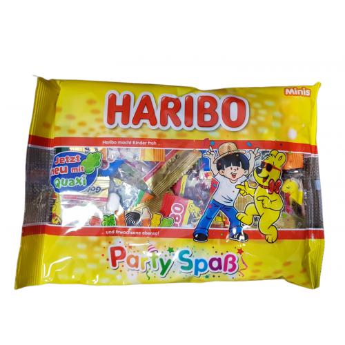 HARIBO party spaß - mieszanka małych paczuszek 425g