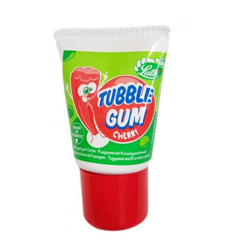 LUTTI Guma w tubce cherry 35g