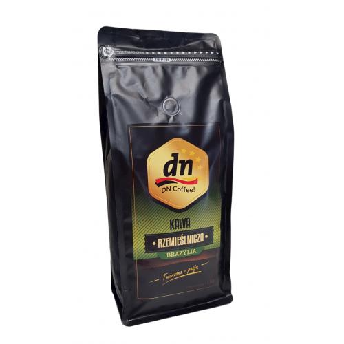 DN Coffee! rzemieślnicza kawa ziarnista Brazylia 1kg