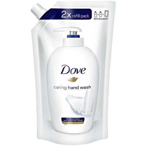 DOVE Mydło w płynie ZAPAS 500 ml