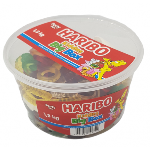 HARIBO Kiddies Big Box 1,3kg
