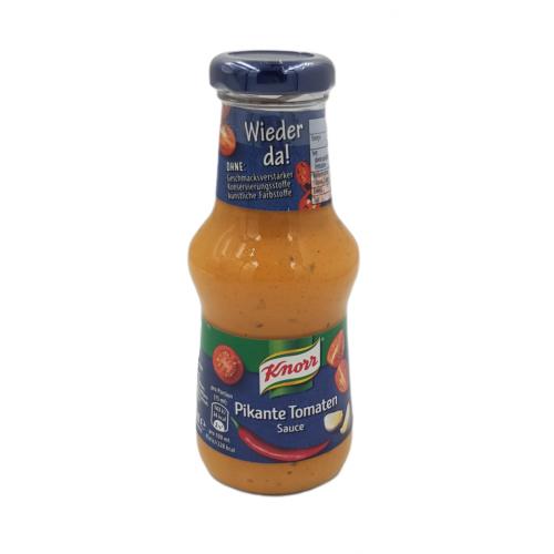 KNORR Pikante Tomaten sos, 250 ml