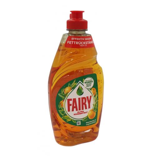 FAIRY Płyn do naczyń 450 ml - Cytryna