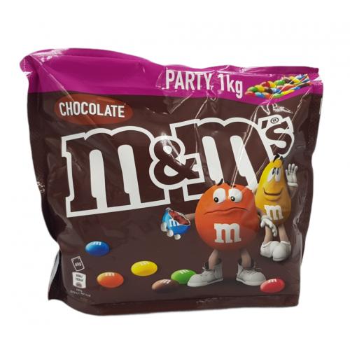 M&M's cukierki czekoladowe 1 kg
