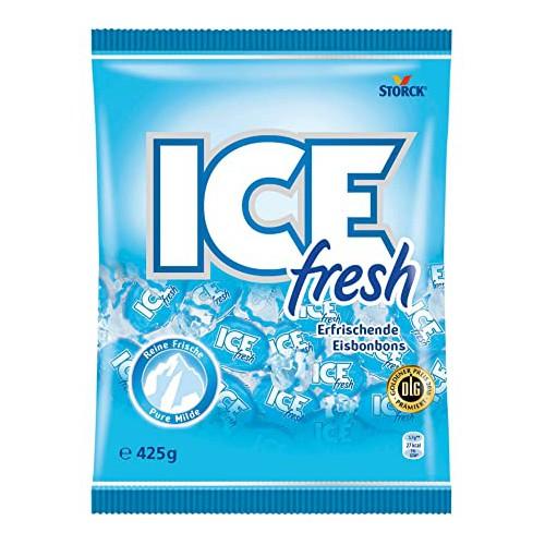 STORCK ICE fresh cukierki 425g