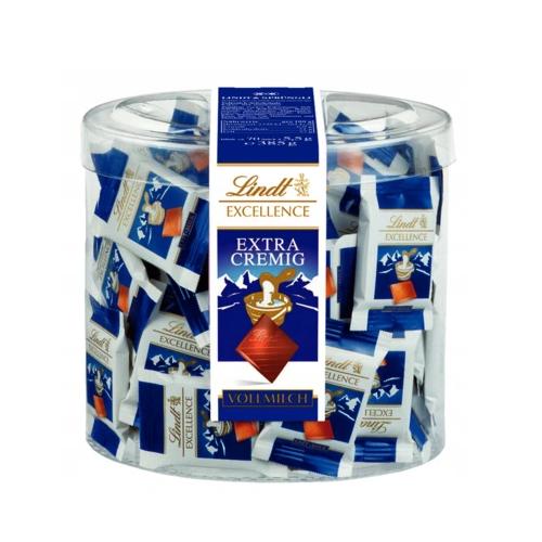 LINDT Extra cremig czekoladki 70 szt 385g