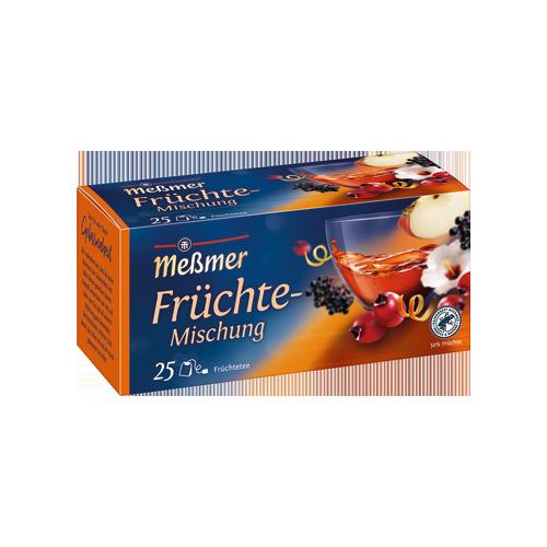 MESSMER Fruchte-mischung herbata 25x3g