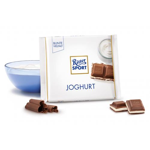 Ritter Sport Joghurt 100g niemiecka