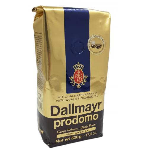 DALLMAYR Prodomo 500g kawa ziarnista 100% Arabica