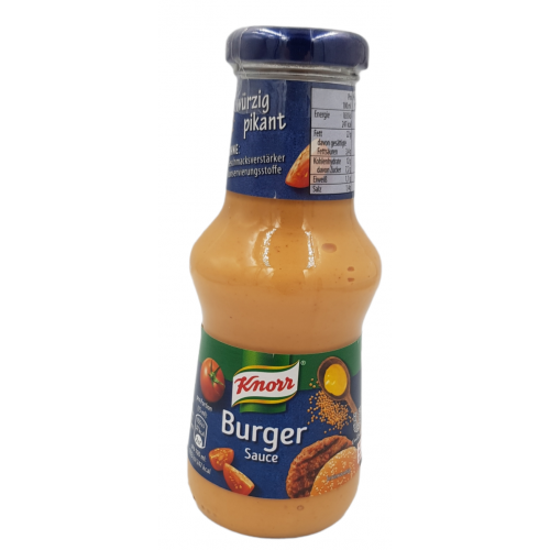 KNORR BURGER sos grillowy 250 ml