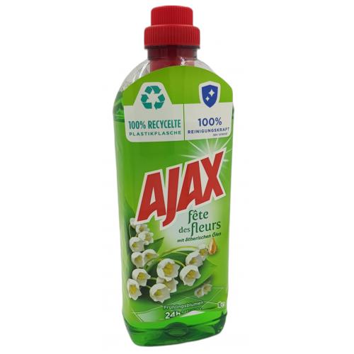 AJAX Uniwersalny płyn do mycia podłóg KONWALIA 1l