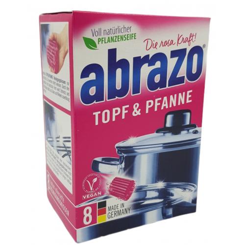ABRAZO TOPF & PFANNE czyściki kuchenne 8 szt.