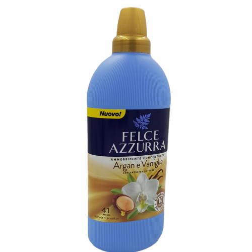 FELCE AZZURRA koncentrat do płukania Argan i Vanilia 1025ml