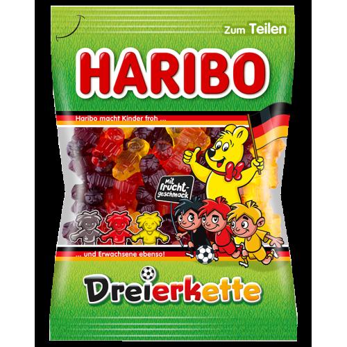HARIBO Dreierkette  175g