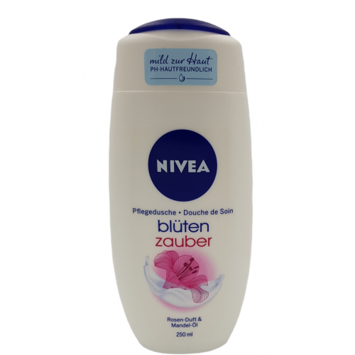 NIVEA żel pod prysznic 250ml Blutenzauber