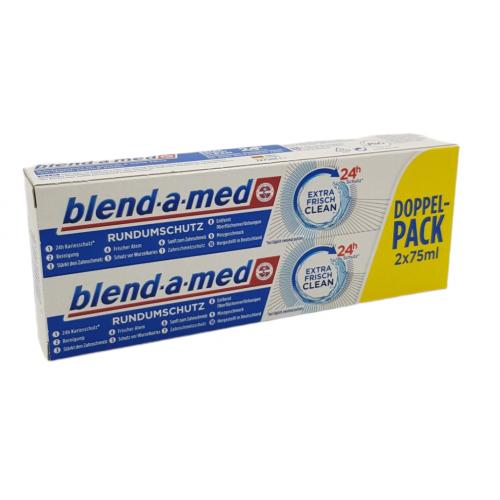 Blend-a-med EXTRA Frisch Clean 2x75m