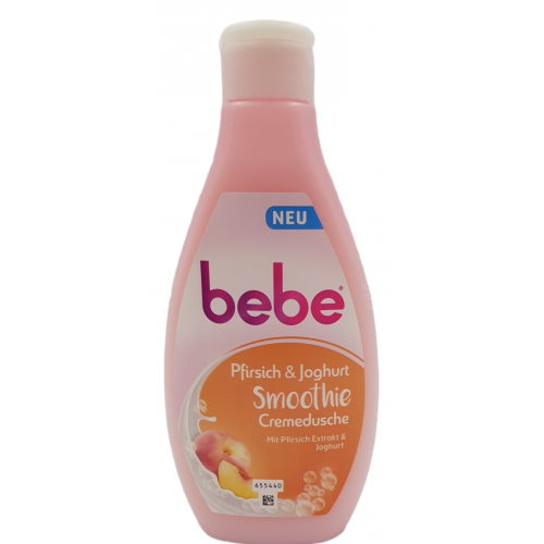 BEBE Smoothie żel pod prysznic pfirsich&joghurt 250ml