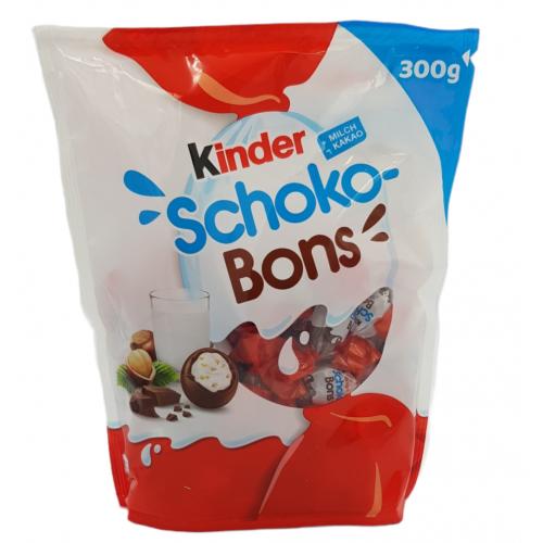 KINDER Schoko Bons 300g 48 sztuk
