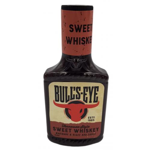 BULL'S EYE Sweet Whiskey sos bbq 300ml