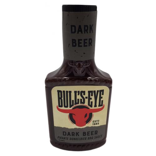BULL'S EYE Dark Beer sos bbq 300ml