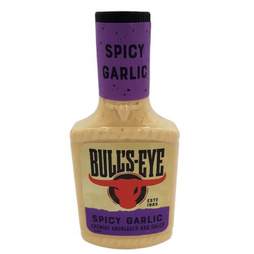 BULL'S EYE Spicy Garlic sos bbq 300ml