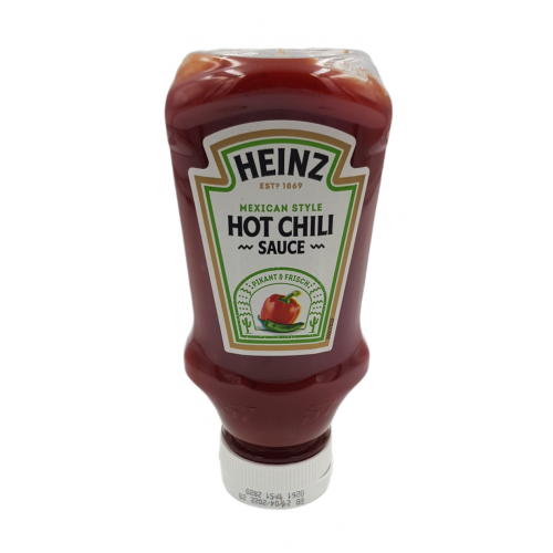 HEINZ Hot Chili Sauce - Mexican style 220ml