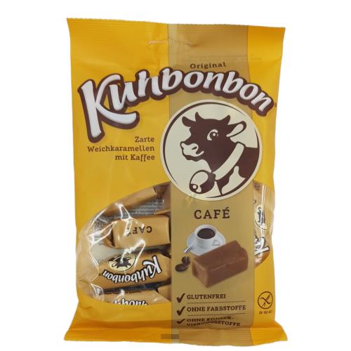 Krówki KUHBONBON Original Cafe 165g