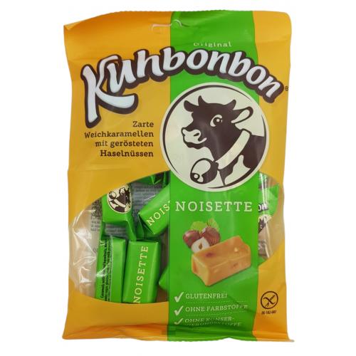 Krówki KUHBONBON Original Noisette 175g