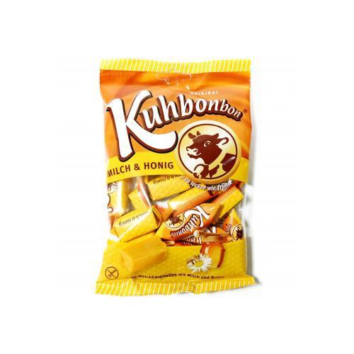 Krówki KUHBONBON Milch & Honig 200g