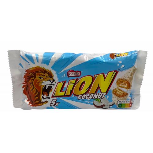 NESTLE Lion Coconut batoniki 5x30g