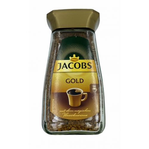 JACOBS GOLD 100G kawa rozpuszczalna