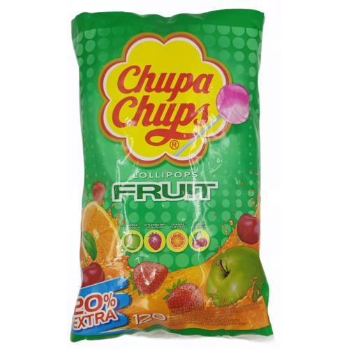 CHUPA CHUPS  Fruit - lizaki 120szt.1140g