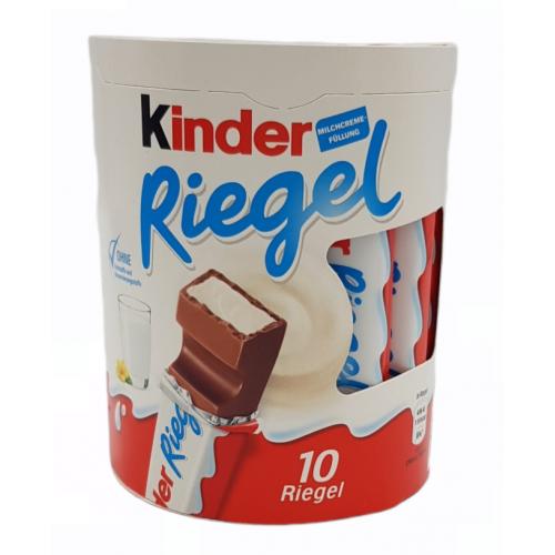 KINDER Riegel 10 batoników x 21g - 210g