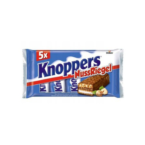 KNOPPERS NussRiegel 5 x 40 G  200 G