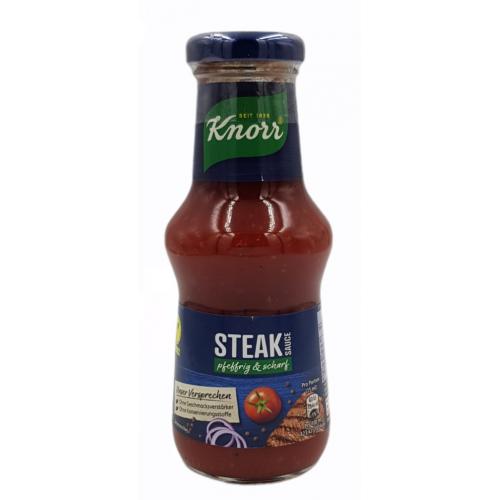 KNORR Steak, sos 250 ml