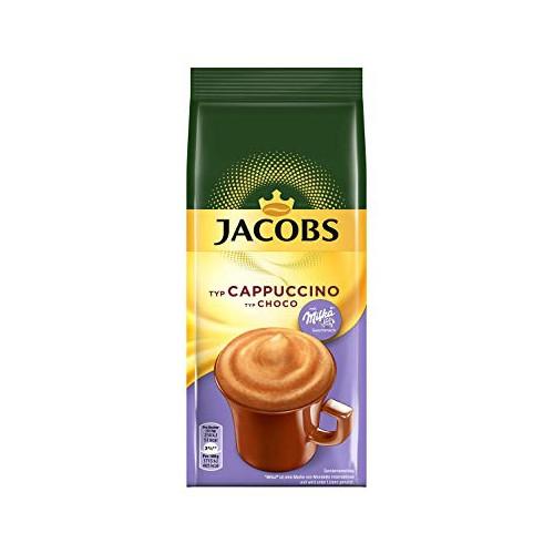 MILKA Cappuccino czekoladowe JACOBS CHOCO 500g