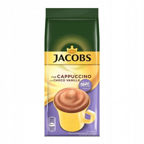 MILKA Cappuccino JACOBS CHOCO VANILLE 500g