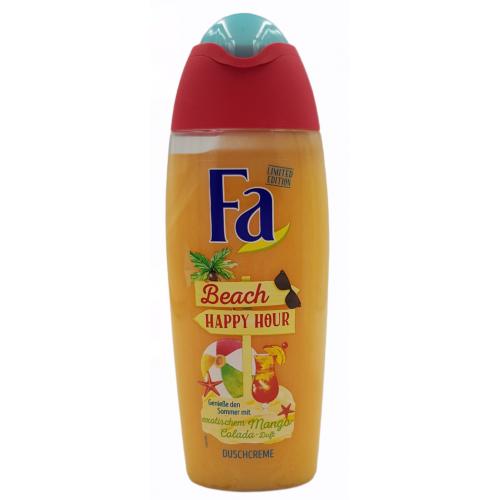 FA Beach Mango-Colada  żel pod prysznic 250ml - limitowany